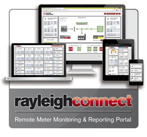 rayleighconnect the remote energy metering monitoring solution.