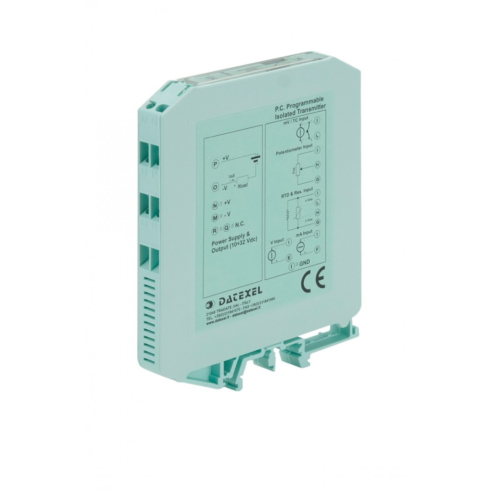 Datexel DAT2015 IS-HT Atex Not insulated din rail PC configurable ...