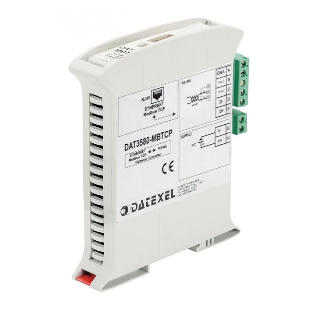 Datexel DAT 3580-MBTCP Ethernet Gateway Modbus TCP Modbus RTU