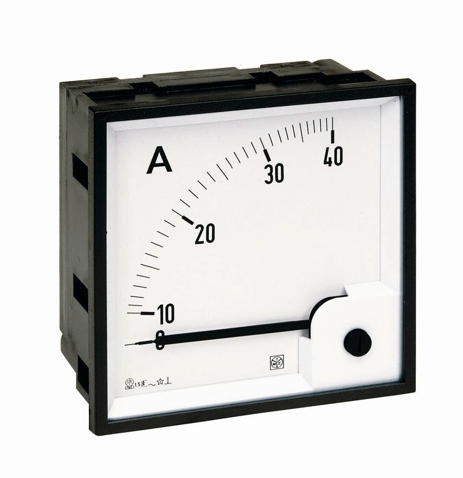 IME RQ72E Single Phase Analogue Ammeter For Alternating