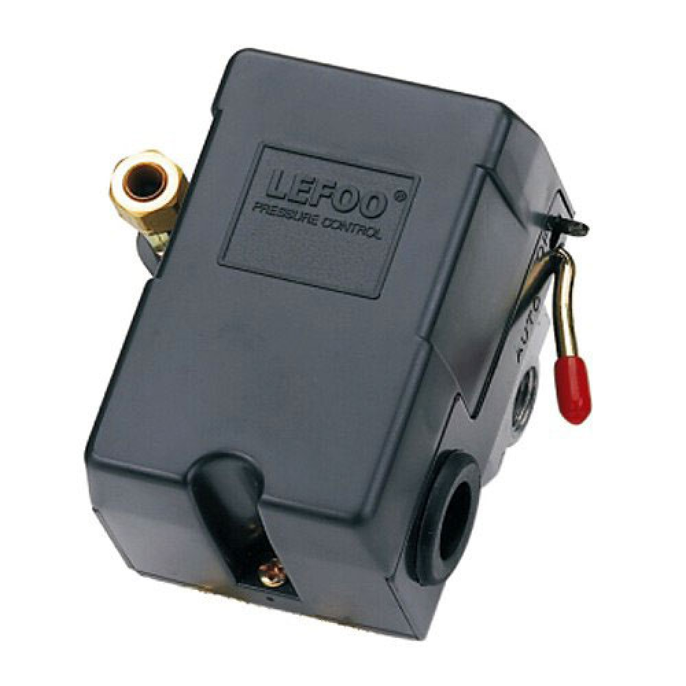 Lefoo LF10 Air Pressure Switches (25-175 PSI)
