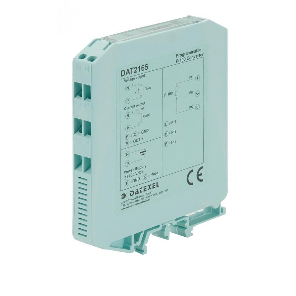 Datexel DAT 2165 Programmable converter  for Pt100