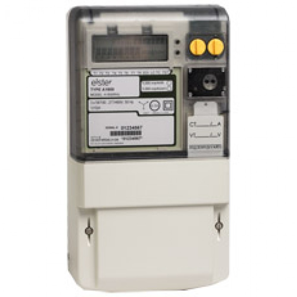 Elster A1800 Alpha Meter Polyphase Meter - Direct Connected or CT Rated