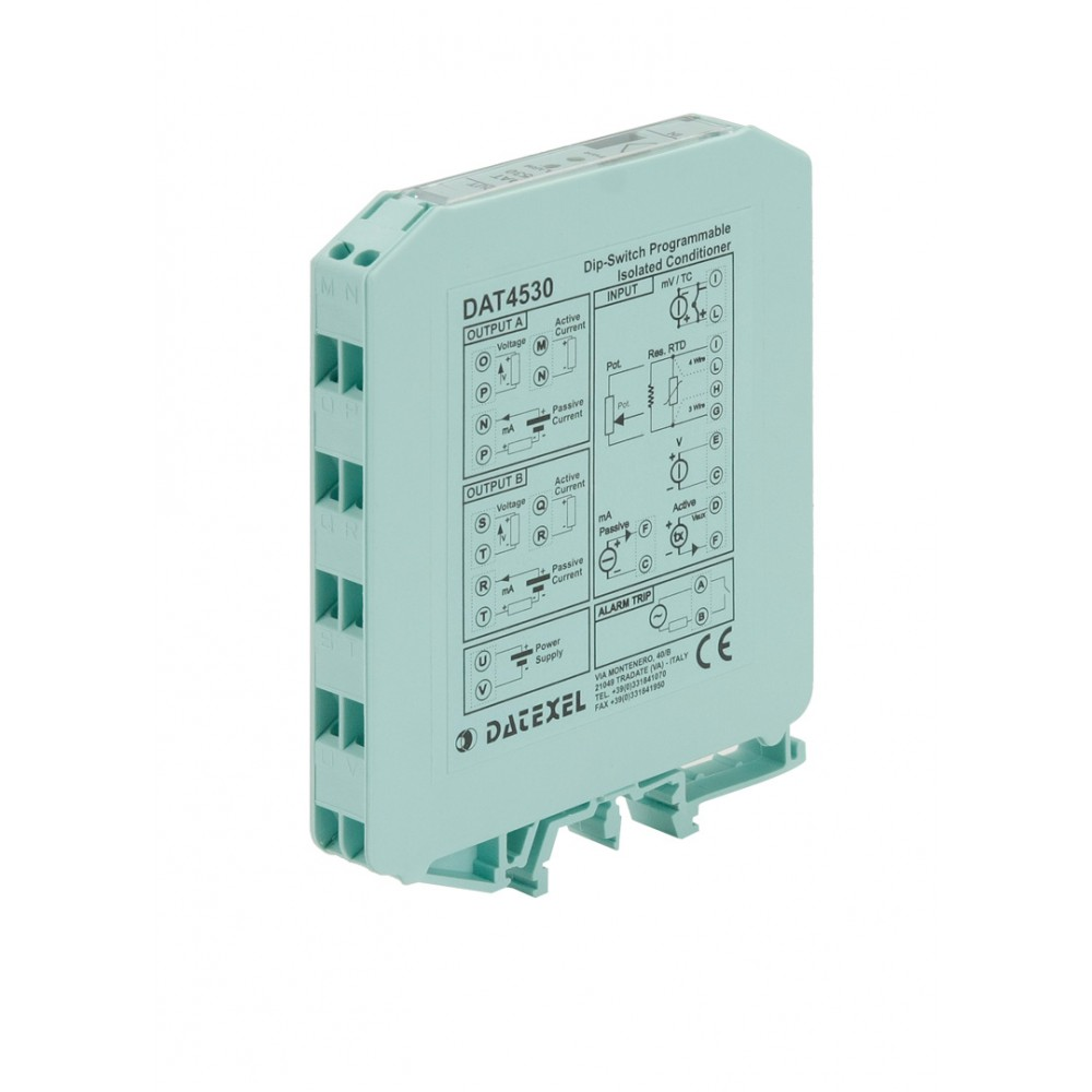 DatExel DAT4530 4-20mA Signal Splitter