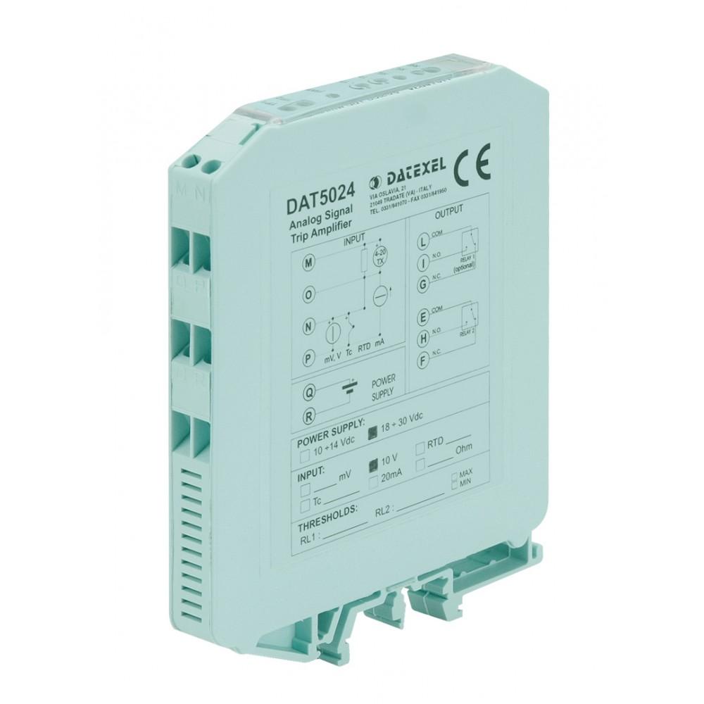 Datexel DAT 5024E/1 Trip Amplifier