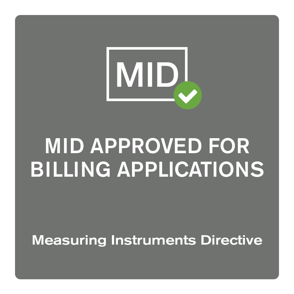 A1100 Class 2 MID Approved for billing applications