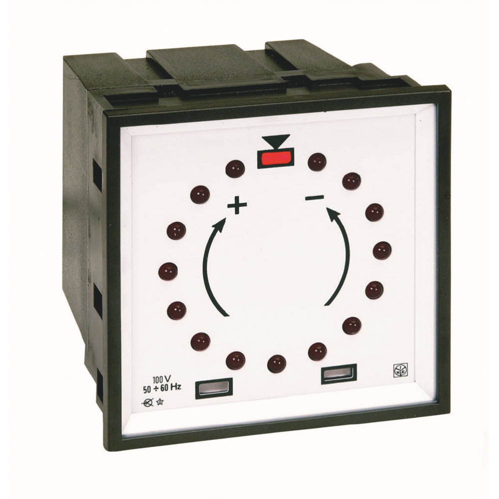 IME Syncro 96L Synchronizing Meter with LED 96x96mm