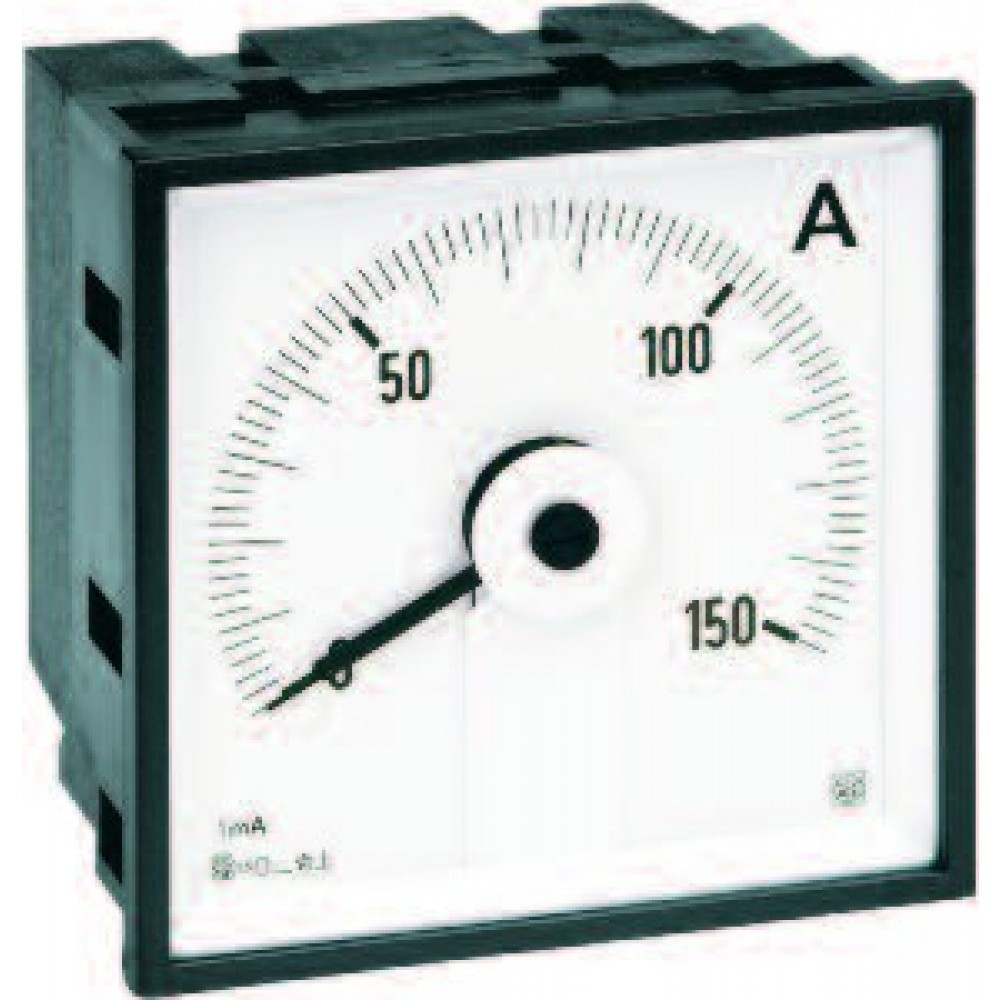 IME AQ72M Analogue Meters for Direct Current 72x72mm