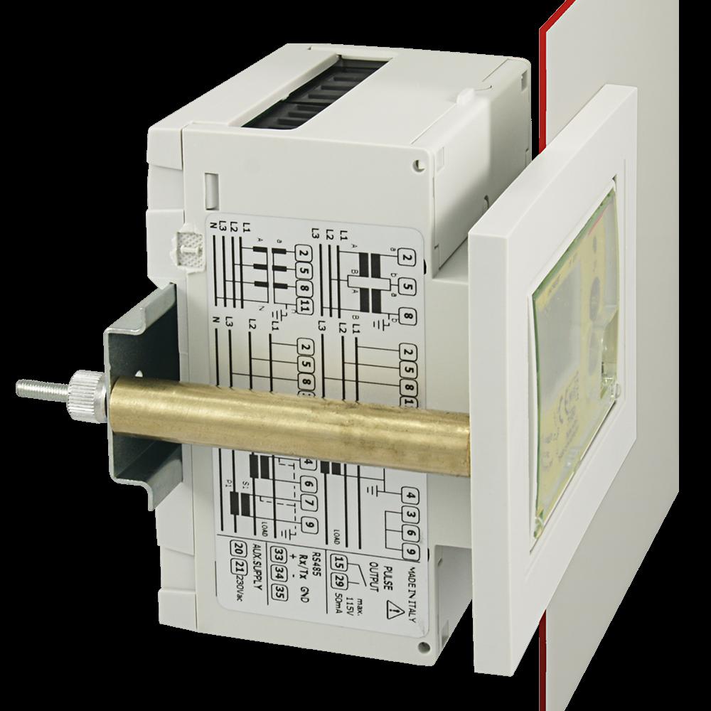 AVKIT4 - D4 Flush Mounting Adaptor Kit Side