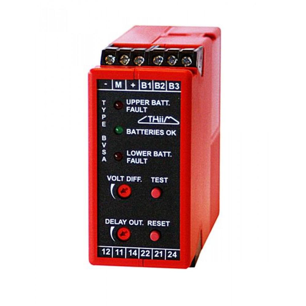 Thiim BVSA Battery Symmetry Monitoring Relay