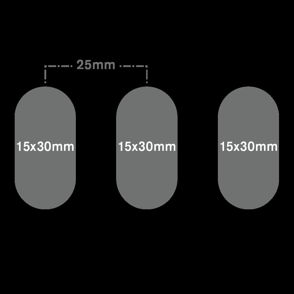 RI-CT240-EW Cable / Busbar Apertures