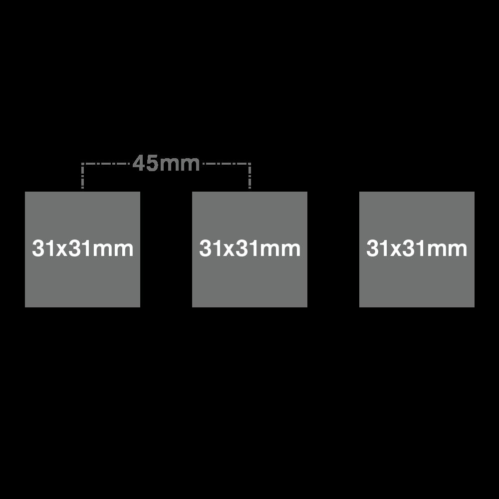 RI-CT248-EW Cable / Busbar Apertures