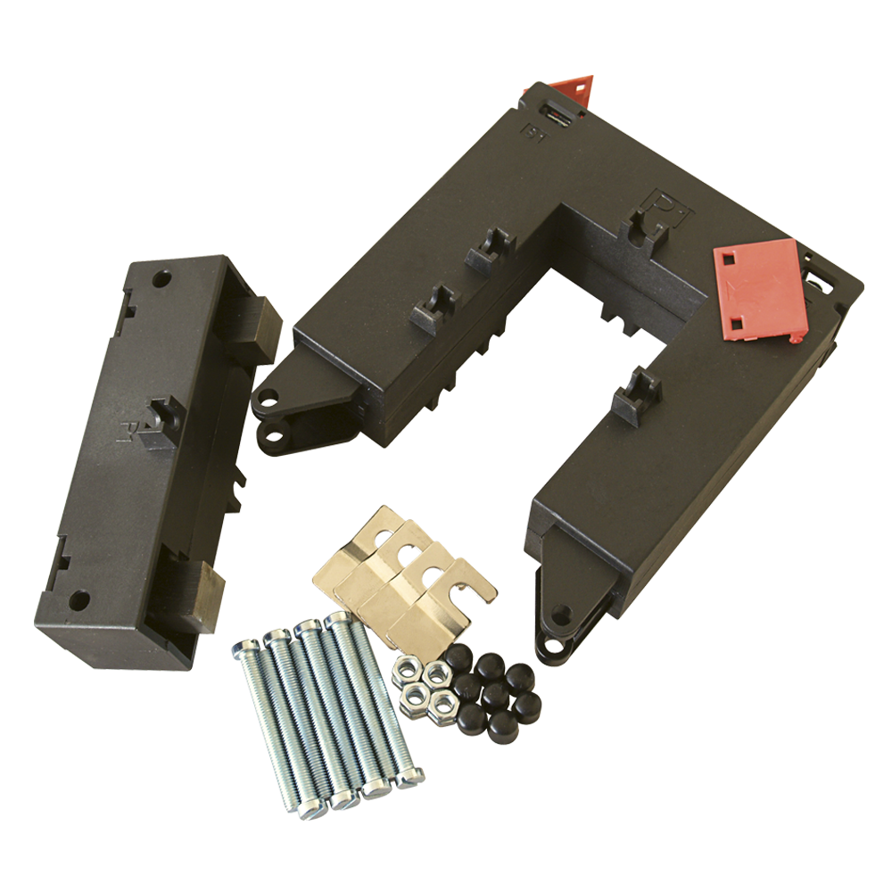 DBP812 split core measuring current transformer exploded view