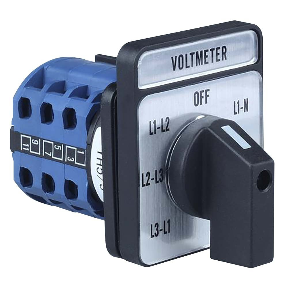 YH5/3 Voltage Panel Voltmeter Selector Switch