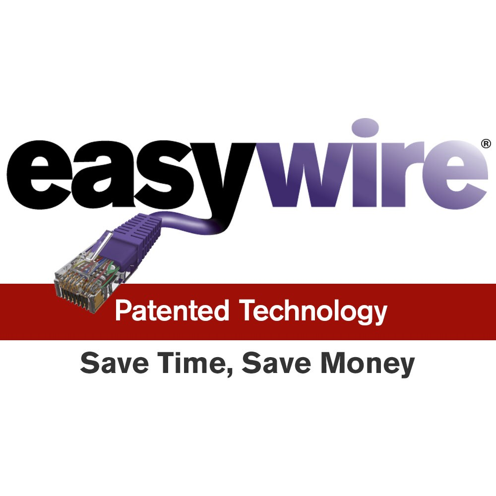 easywire is Rayleigh Instruments Patented system