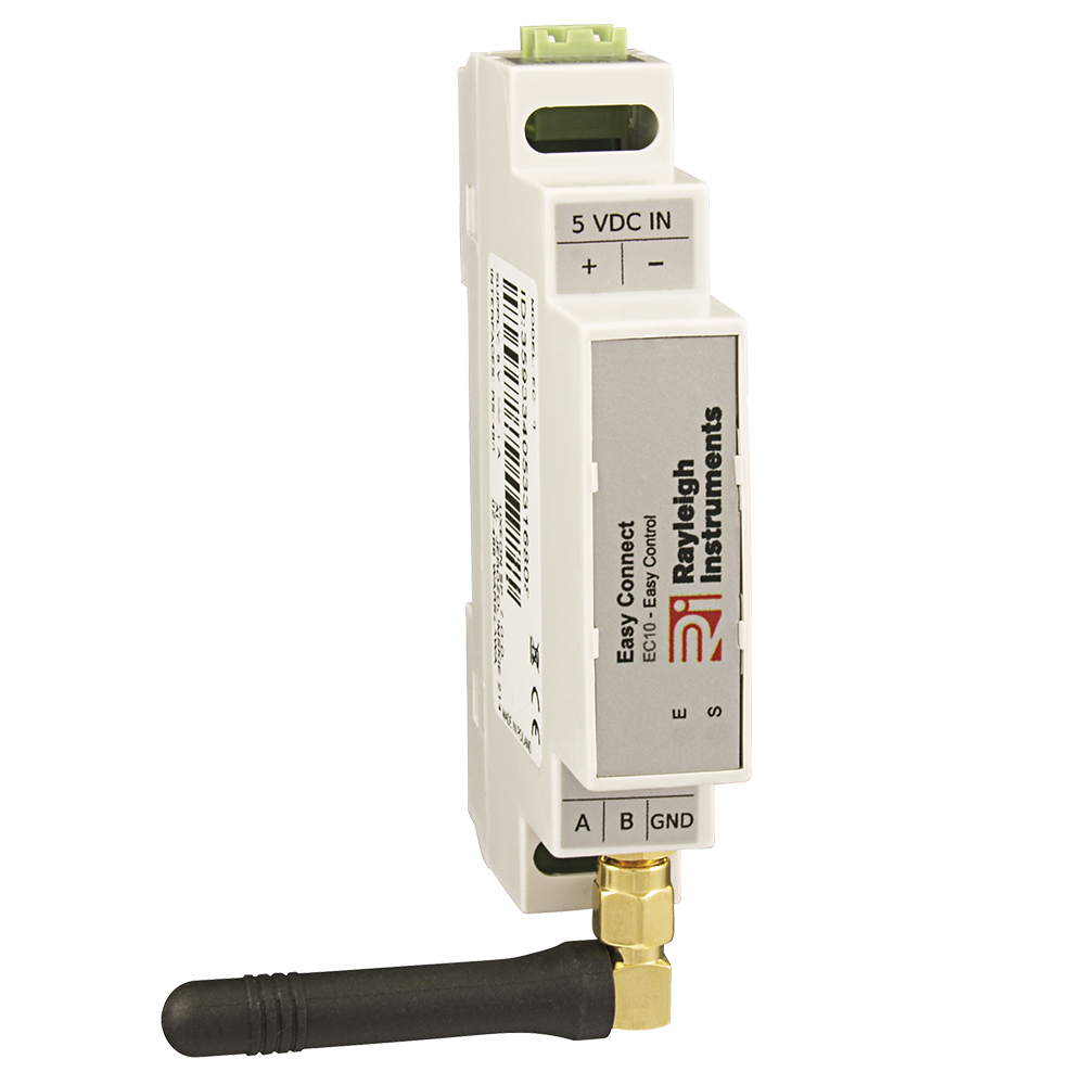 rayleighconnect EC10 RS485 to GPRS Transmitter