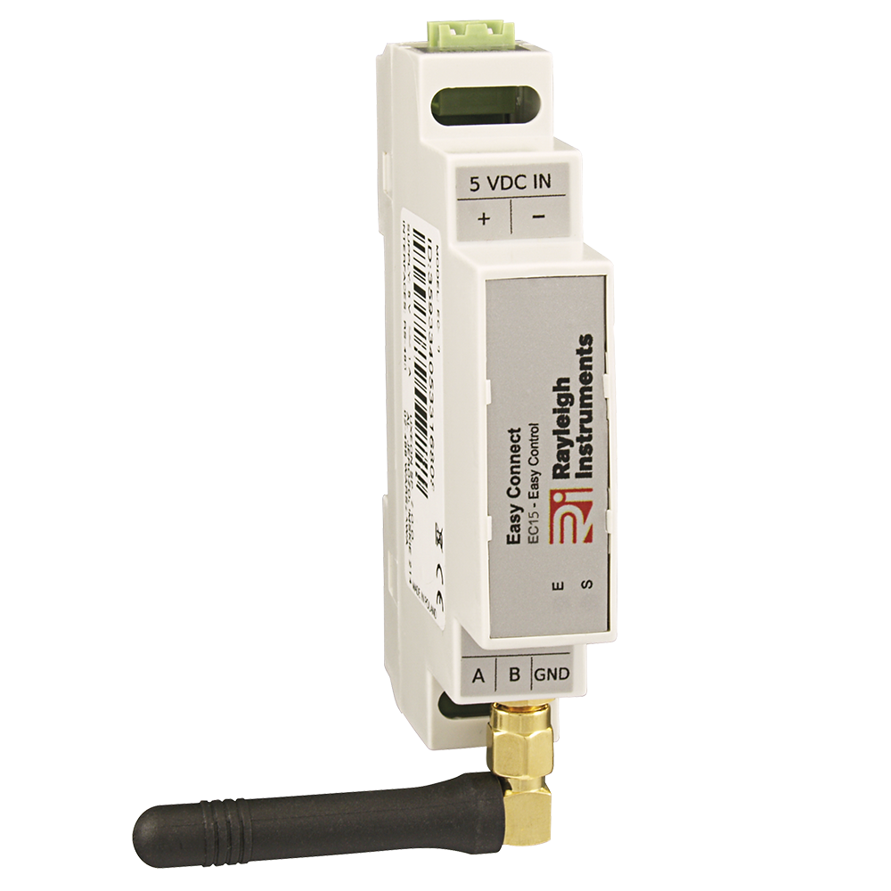 rayleighconnect EC15 RS485 to GPRS (GSM) Transmitter