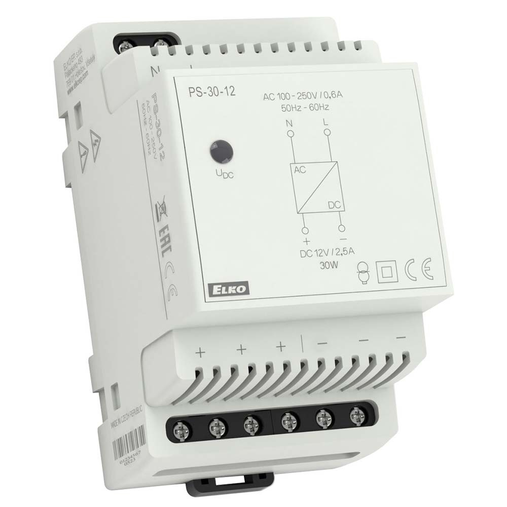 Elko PS-30 Switching Stabilised Power Supply