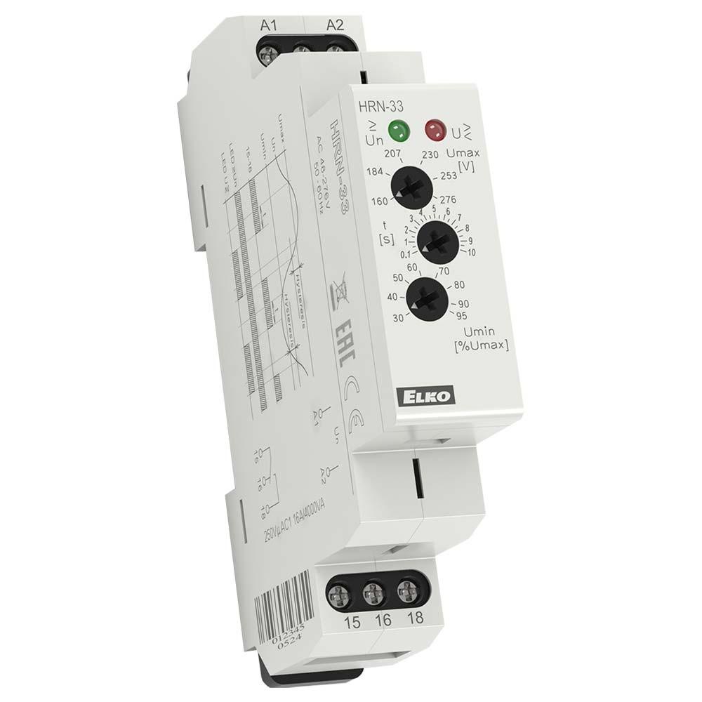 Elko HRN-33 Voltage Monitoring Relay