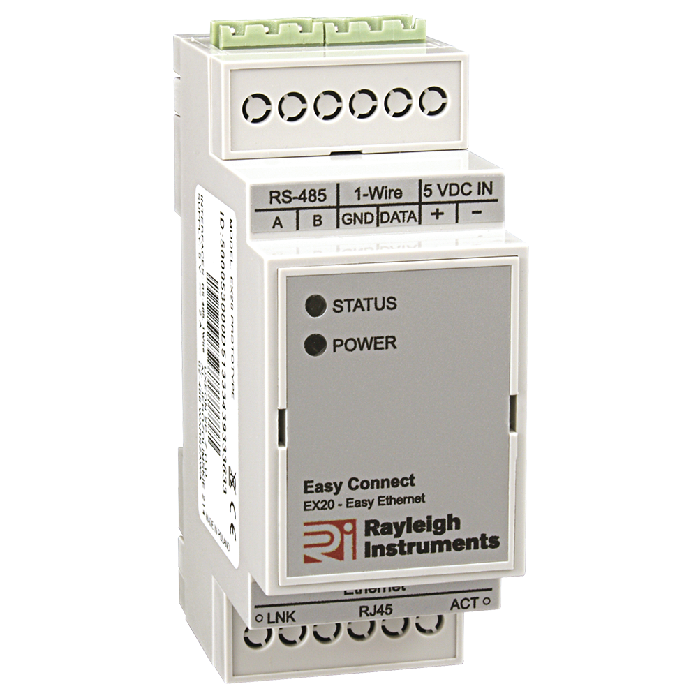 rayleighconnect ethernet controller - 16 module