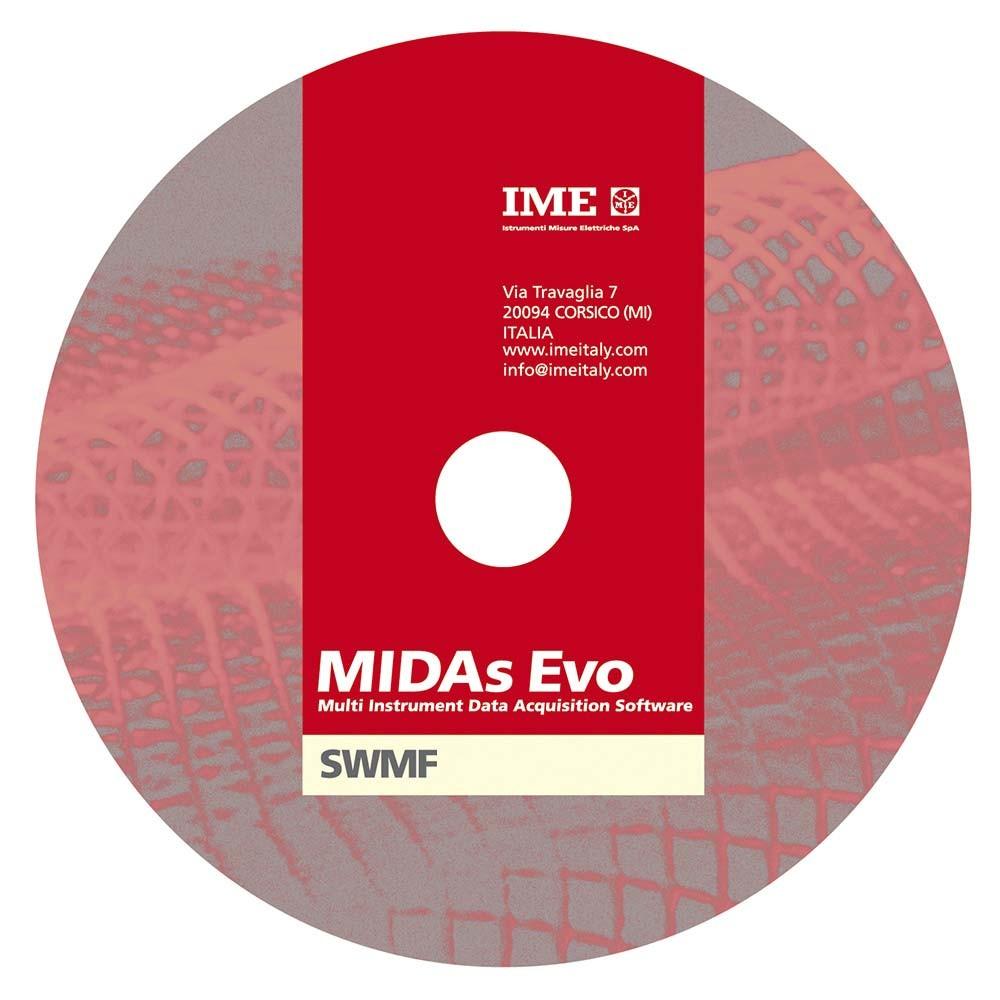 IME MIDAs Evo Management Software