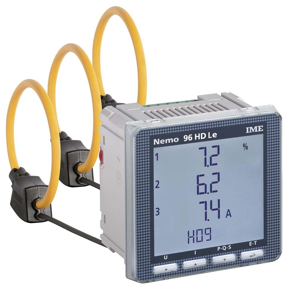 Nemo 96 HDLe Rowgowski Multifunction Energy Meter Kit