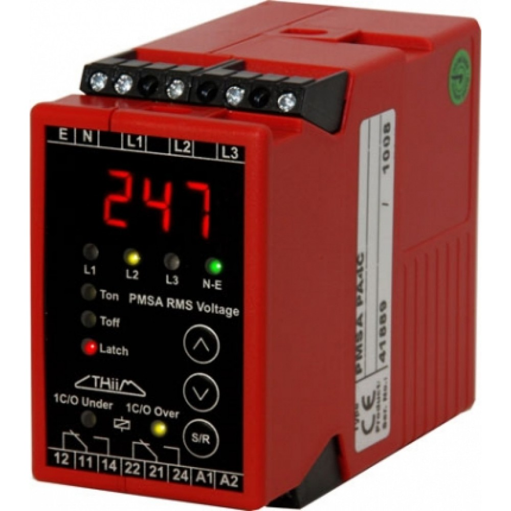 Thiim PMSA RMS Voltage Monitoring Relay