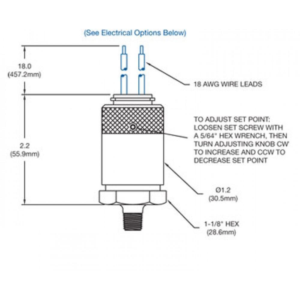 Nason CJ Low Pressure Switch Diagram