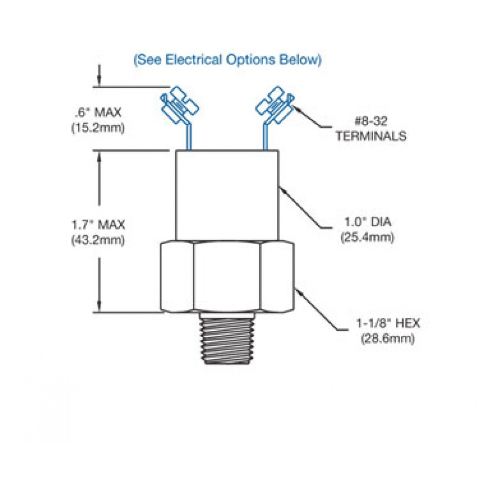 Nason Pressure Switch LM Diagram