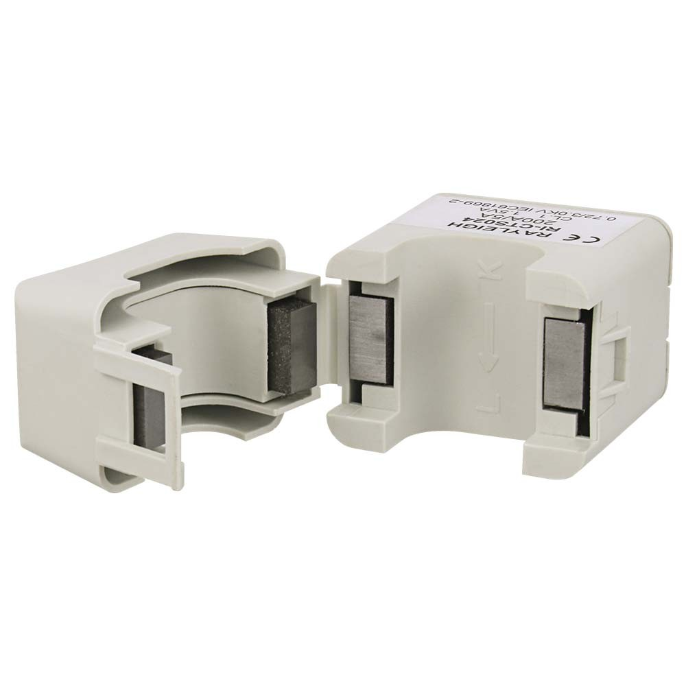 TAS-T24 Mini Split-Core Current Transformer - Open