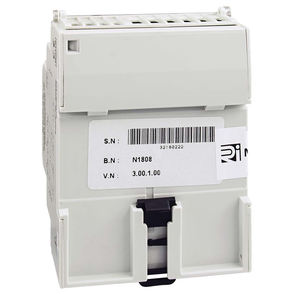 RI-D140 MID Certified Multifunction DIN Rail Meter Rear