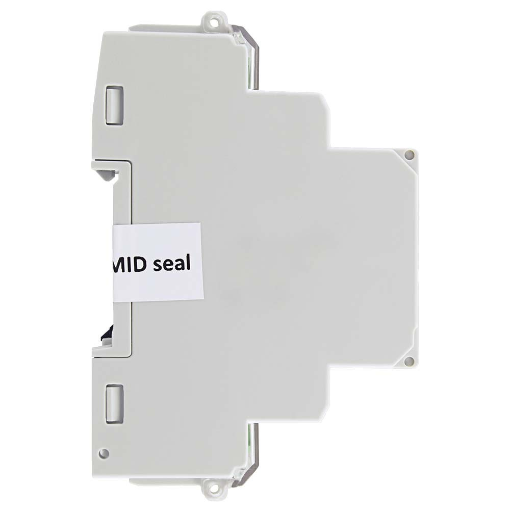 RI-D140 MID Certified Multifunction DIN Rail Meter to Right