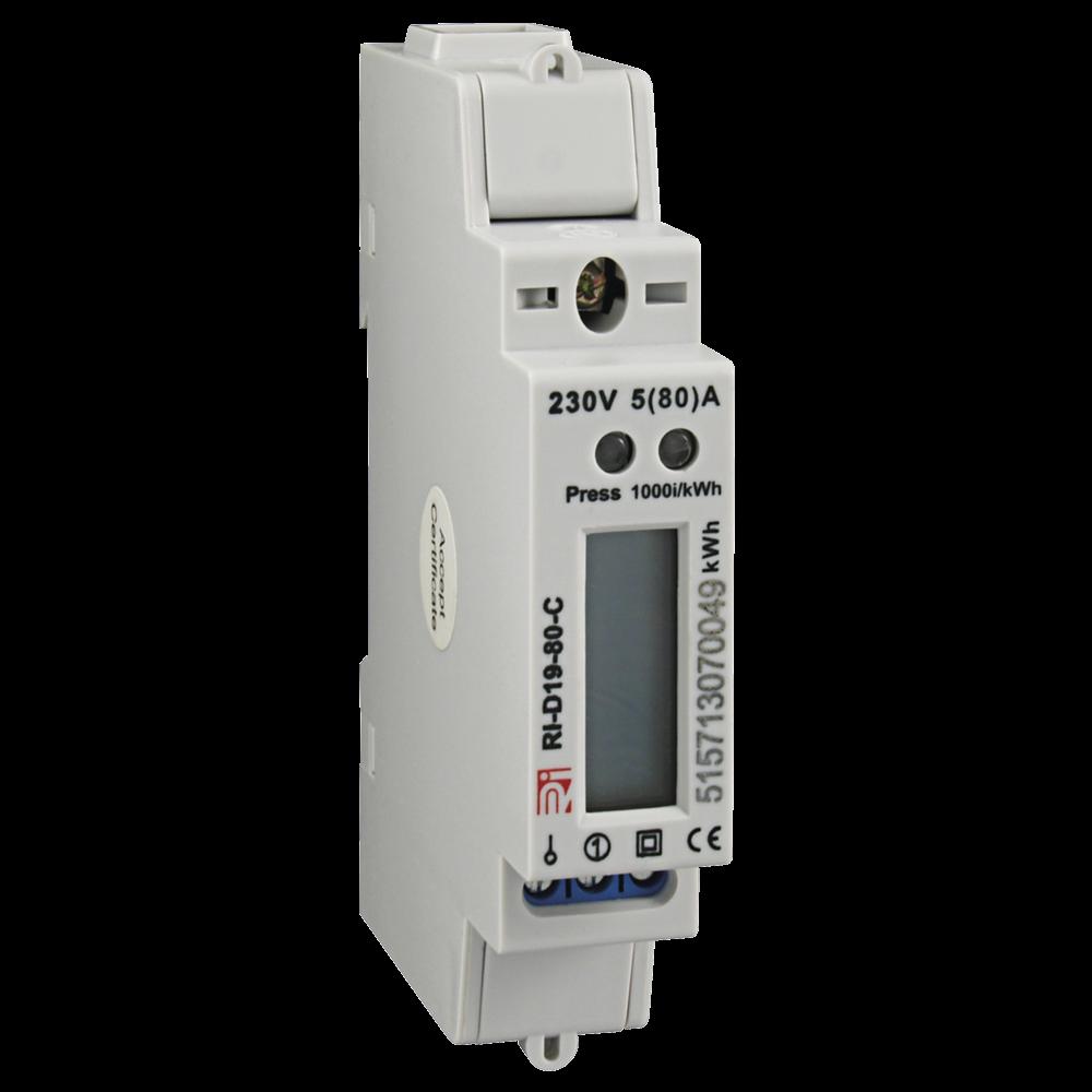 RI-D19-80-C Energy Meter