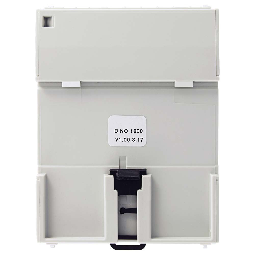 RI-D240 Multifunction DIN Rail Meter to Rear