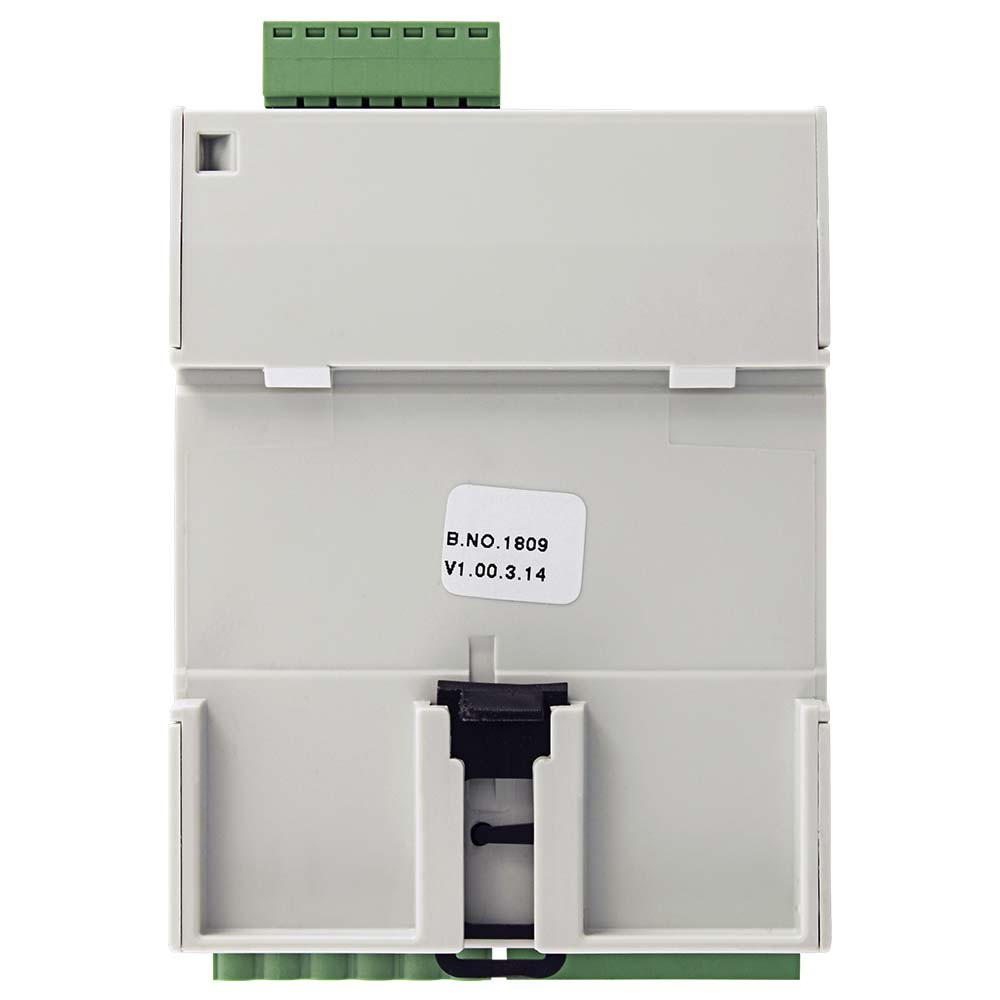 easywire DIN Rail Multifunction Meter RI-D440 to Rear