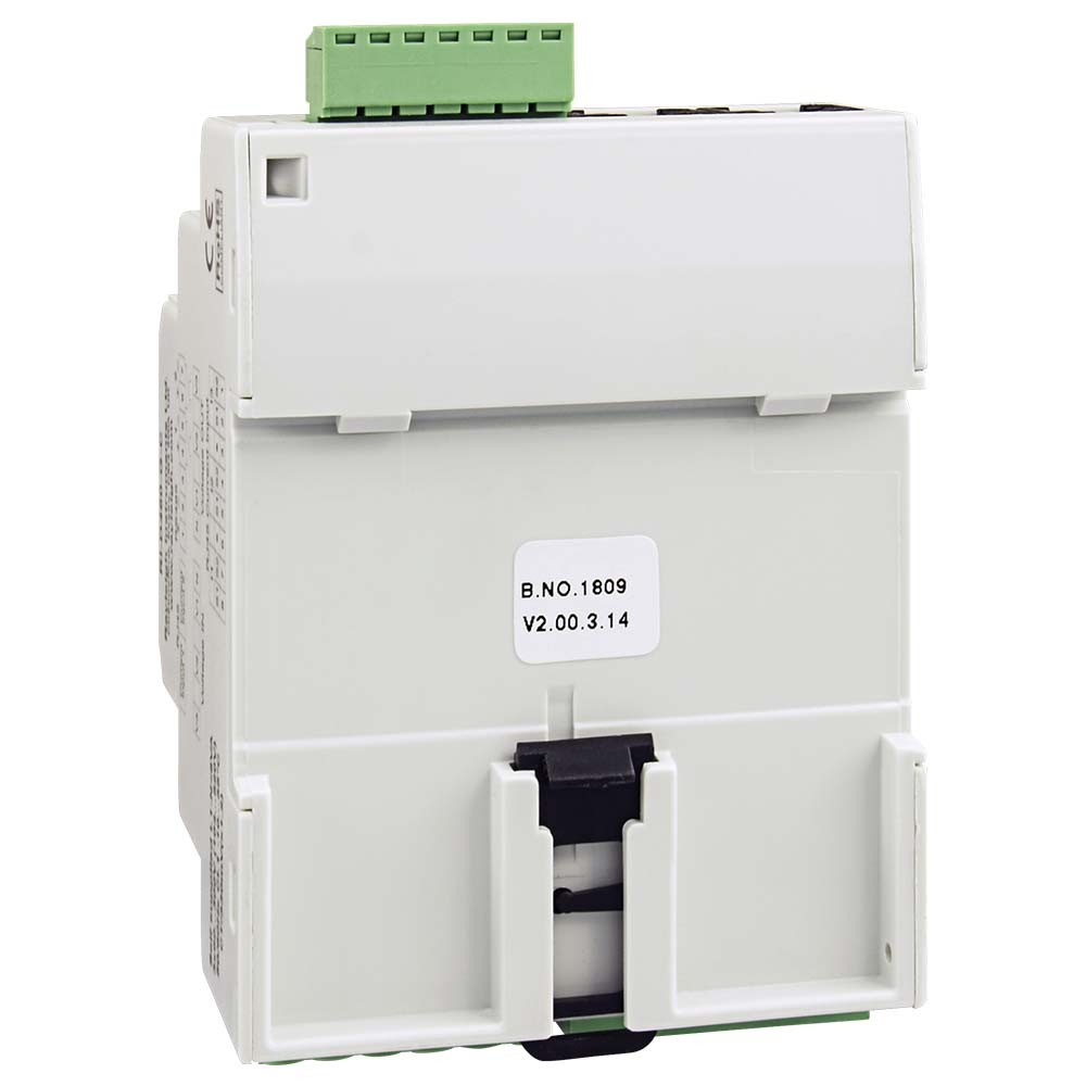 Split Load easywire DIN Rail Multifunction Meter RI-D460 Rear