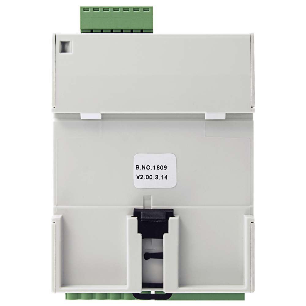 Split Load easywire DIN Rail Multifunction Meter RI-D460 to Rear