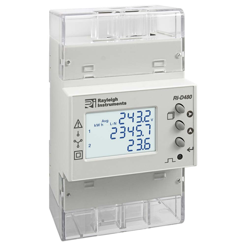 RI-D480 Quad Load easywire Multifunction Meter