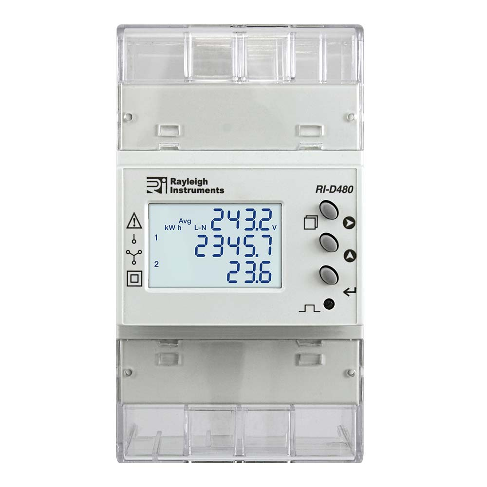 RI-D480 easywire 4 Input Multifunction Meter