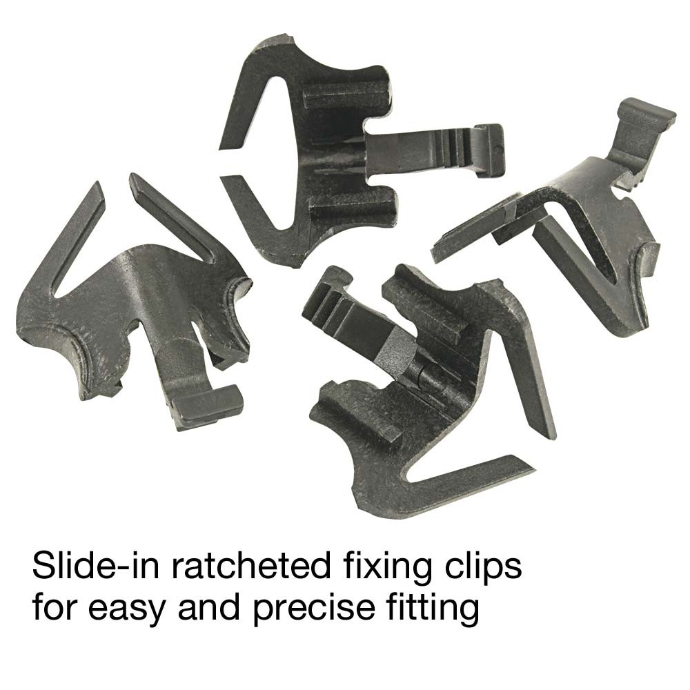 RI-F220 DIN72 Multifunction Meter Fixing Clips