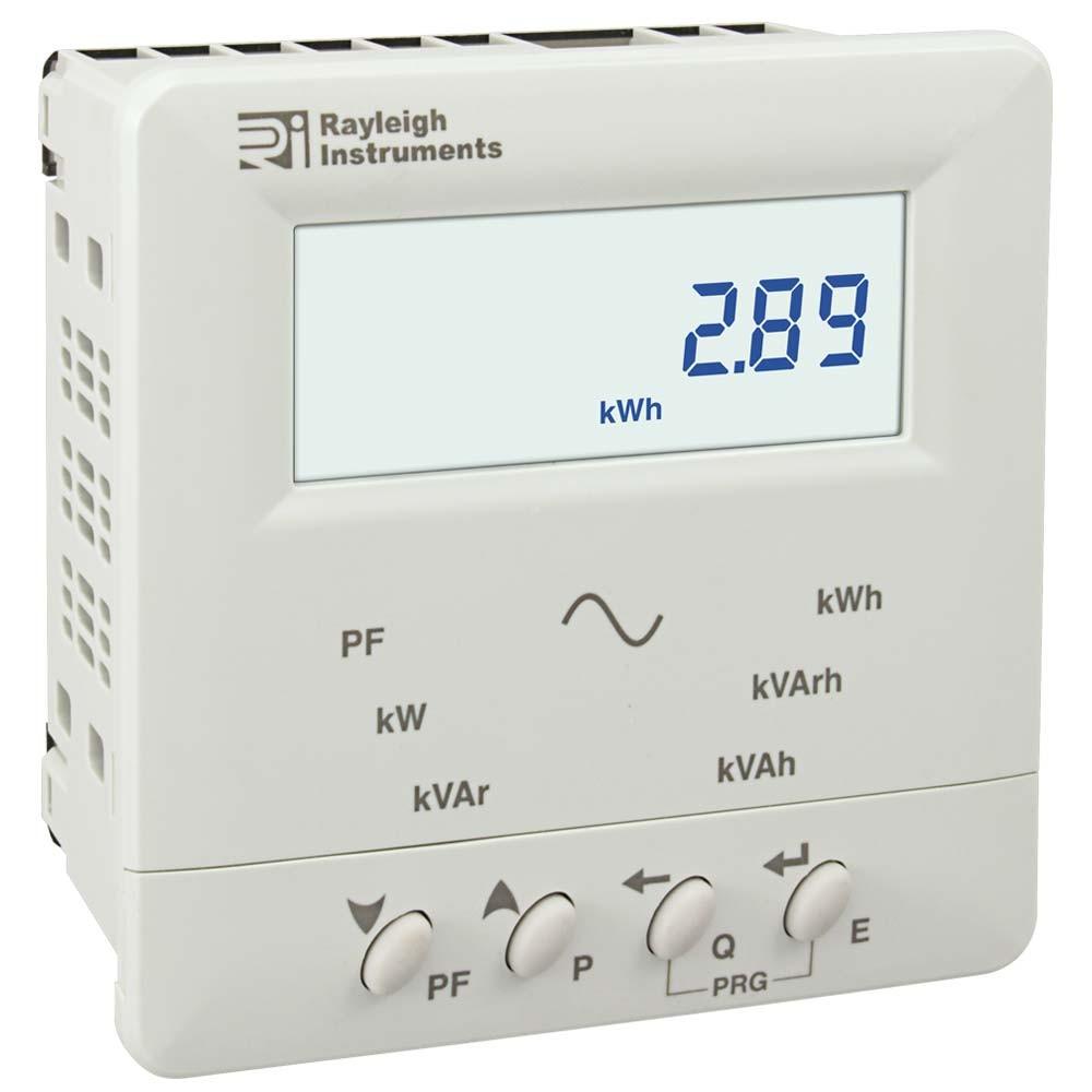 RI-368 Single Phase and Three Phase Panel Mounted kWh Meter