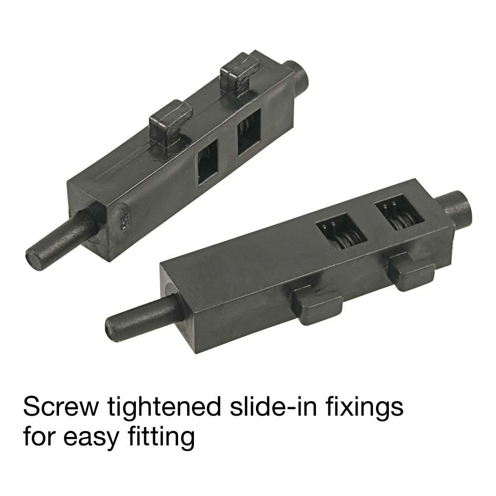 RI-F400 Meter Fixings