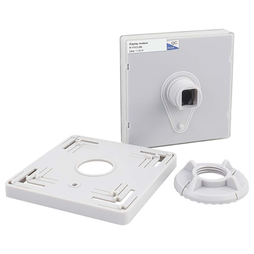 RI-FMDU96 Metering Display Unit components
