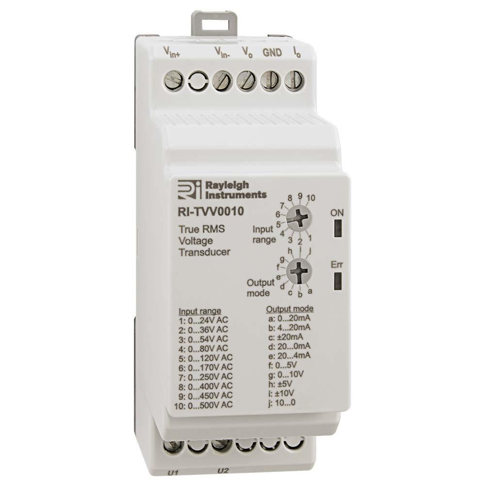 RI-TVV0010 Voltage Transducer - True RMS
