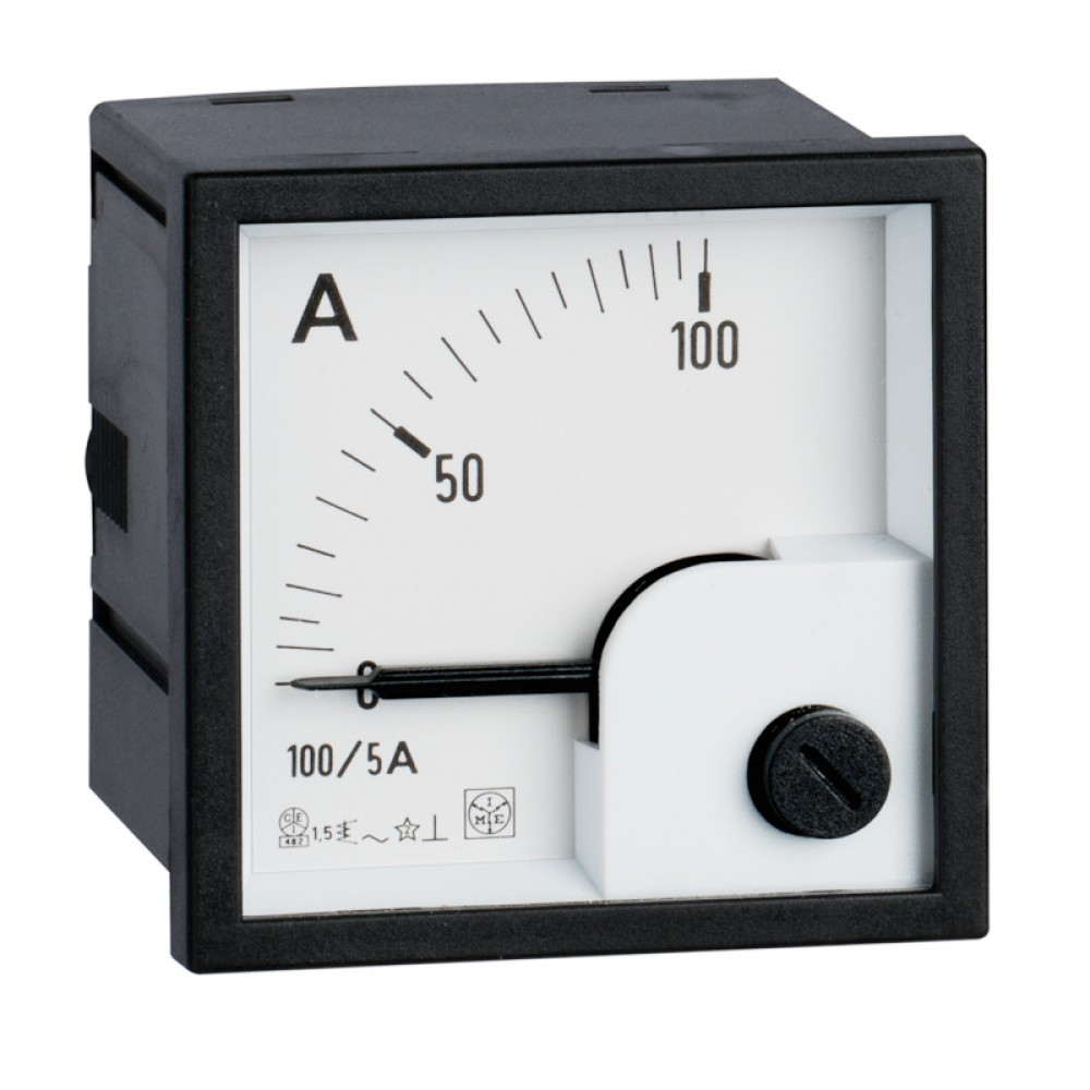 IME RQ48E Single Phase Analogue Ammeter for Alternating Current