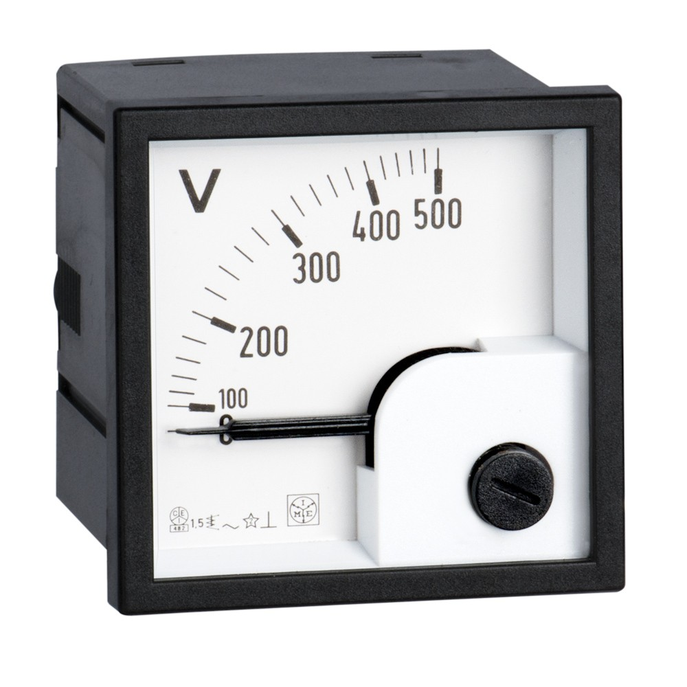 IME RQ48E Single Phase Analogue Voltmeter for Alternating Voltage