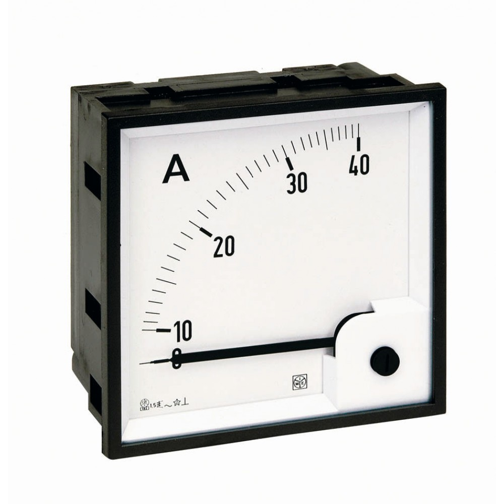 IME RQ72E Single Phase Analogue Ammeter for Alternating Current