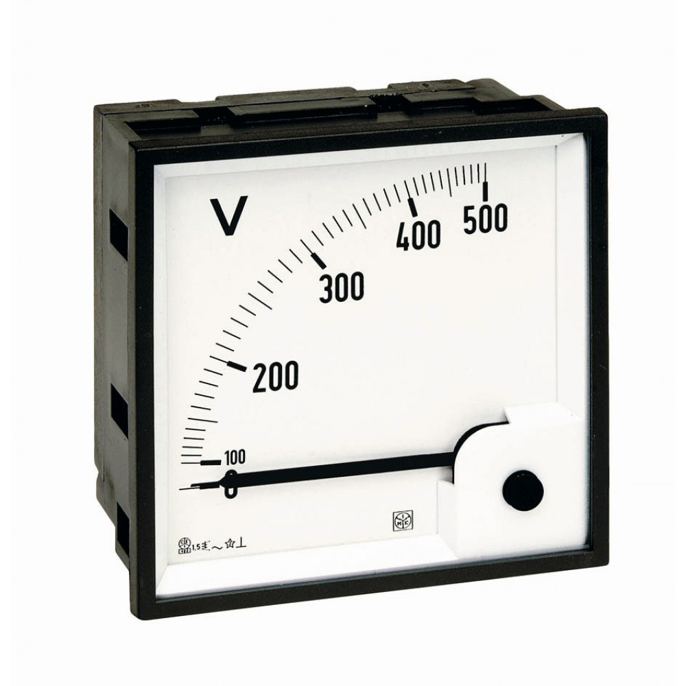 IME RQ96E Single Phase Analogue Voltmeter for Alternating Voltage