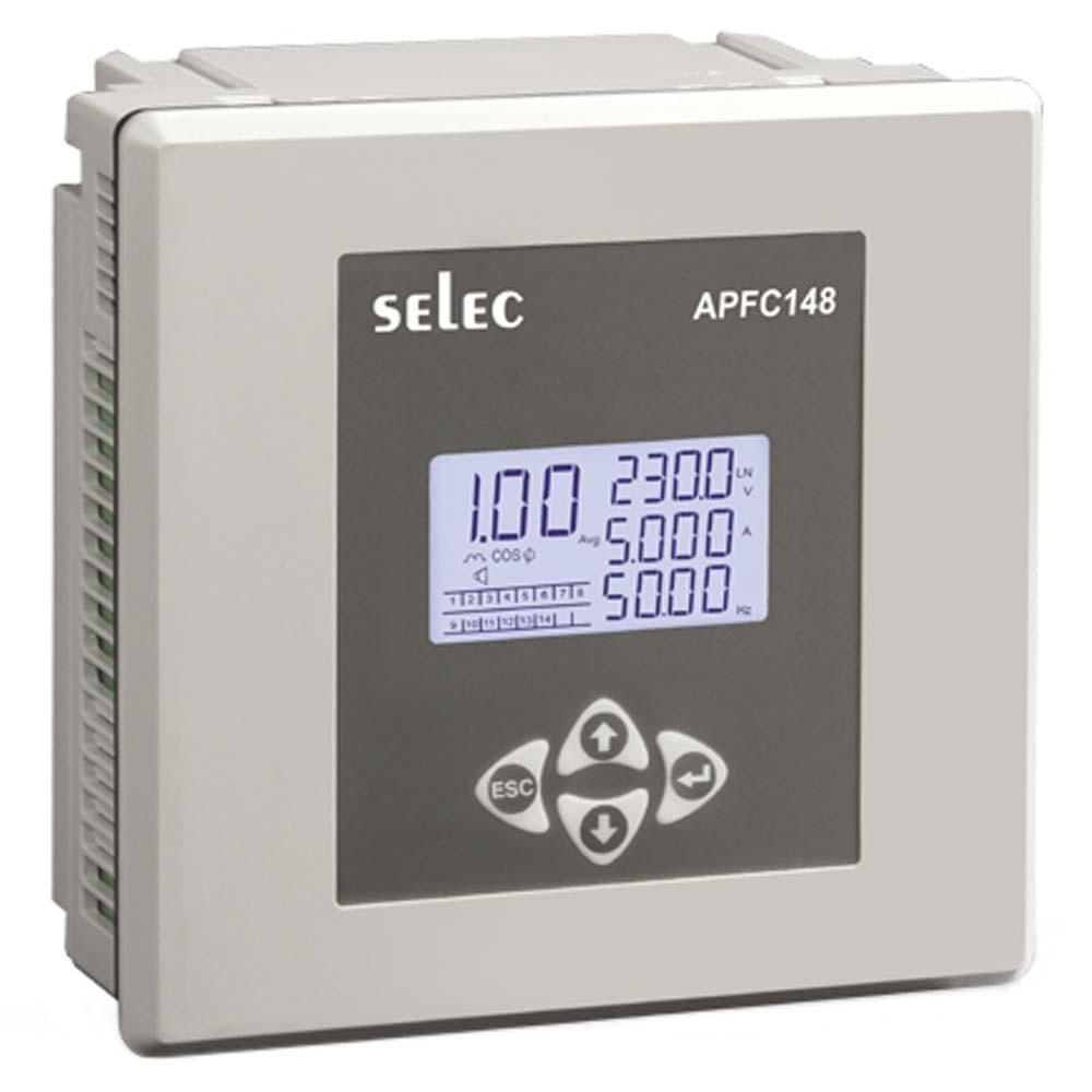 Selec APFC Auto Power Factor Controller
