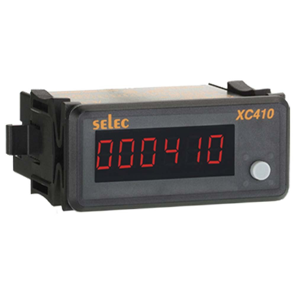 Selec XC410A Counter Totaliser